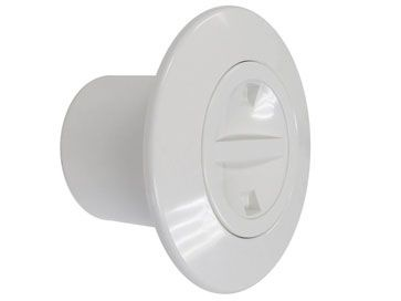 Nicho boquilla tubo Ø 63 Lumiplus Mini Rapid para focos piscinas de Hormigón Astralpool