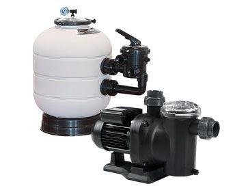 Pack filtración Filtro Millenium Astralpool + Bomba Sena