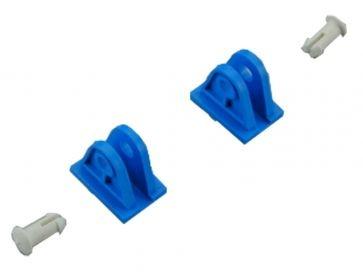 Pasadores y orejetas para limpiafondos manual de piscina Astralpool