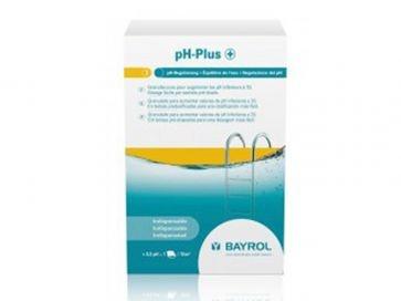pH Plus incrementador de pH piscina Bayrol