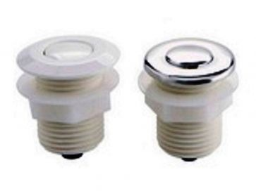 Pulsador neumático en ABS para piscinas Astralpool