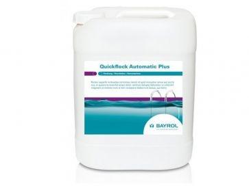 Quickflock Automatic + 20 l Floculante piscina líquido Bayrol