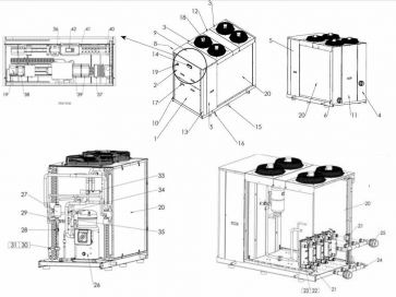 Recambios de bomba de calor Zodiac Z900