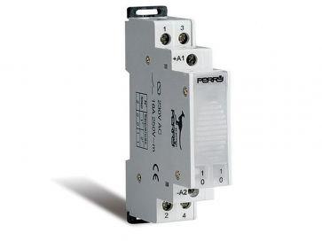 Relé Telerruptor impulsión  24 VAC -16A