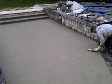 Reparación piscinas Madrid