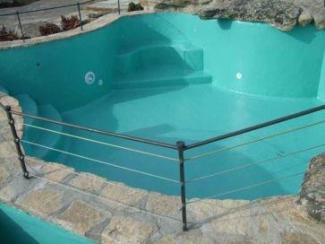 Revestimiento piscina poliéster