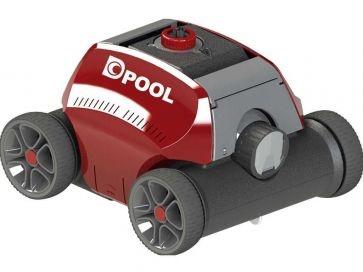 Robot Limpiafondos a bateria Dpool Ness sin cable Solo Fondo