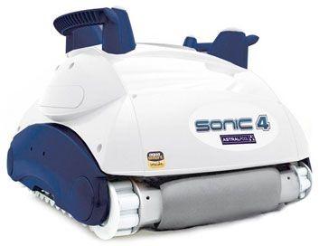 Robot limpiafondos Astralpool Sonic 4 Fondo y Pared