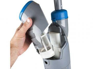 Robot Limpiafondos Gre Action Vac inalámbrico recargable 90 min