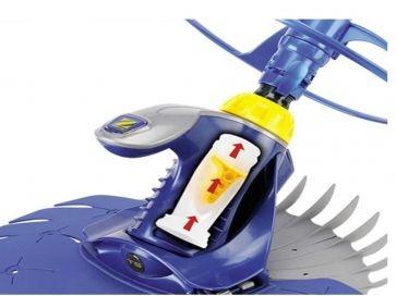 Robot limpiafondos Hidráulico Zodiac T5 Duo