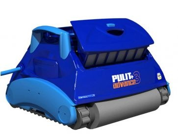 Robot Limpiafondos Astralpool Pulit Advance + 3 Solo Fondo