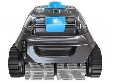 Robot limpiafondos Zodiac CNX 30 iQ Fondo, pared y línea de agua.