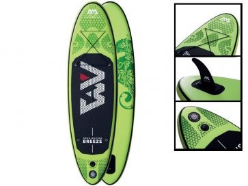 Tabla Paddle surf BreezeAqua Marina