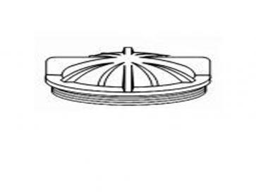 Tapa, junta y purgador para filtro Balear Bl y Artik Ak Kripsol