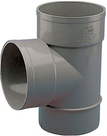 Te evacuación derivado de PVC 87º H-M