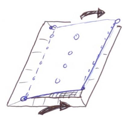 Instalaci n lona de invierno piscina informacion for Tensor lona piscina
